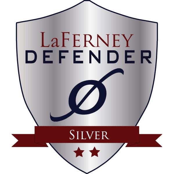 Silver Level Defender
